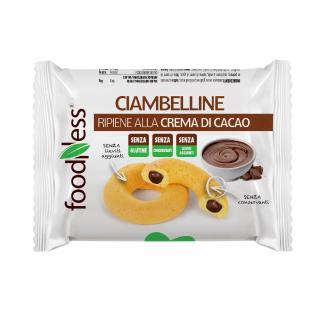 ciambelline crema di cacao