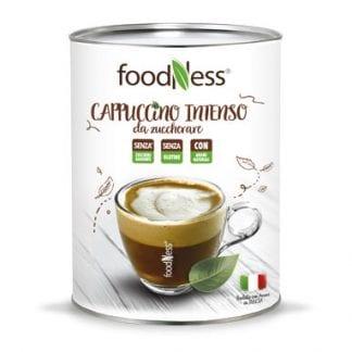 Cappuccino intenso barattolo 400 gr